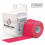 Incredible Kinesiology Tape, 5M, Red