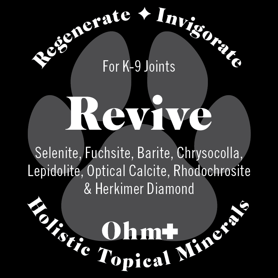 Revive, K9 Mineral Topical