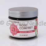 Rose Comfrey Cream, 2oz