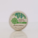 Herbal First Aid Salve, .5 oz