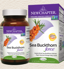 Sea Buckthorn Force, 30 veggie caps