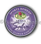 Sports Remedy Salve (Tin), 0.5oz