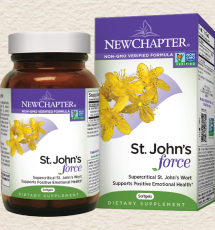 St. John's Force, 60 softgels
