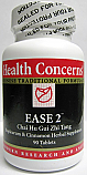 Ease 2 (Bupleurum &Cinnamon Herbal Supplement), 90 tabs