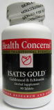 Isatis Gold (Goldenseal, Echinacea, Isatis Extract Herbal Supplement)
