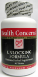 Unlocking (Damp Heat Dysmenorrhea Herbal Supplement)