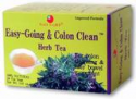 Easy-Going & Colon Clean Tea