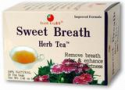Sweet Breath Tea
