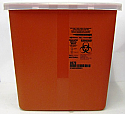 Sage Bio-Hazard Container, 2 gallon - C