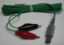 IC-1107+ Alligator Clip Wires
