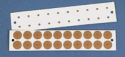 Accu-Patch Stainless Steel/Tan Tape