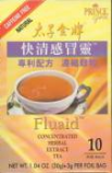 FluAid Concentrated Herbal Extract Tea
