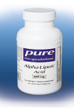 Alpha Lipoic Acid, 600 mg (60 capsules)