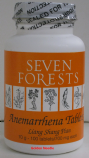 Anemarrhena Tablets