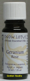 Geranium (rose) Essential Oil
