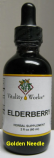 Elderberry Extract Tincture, 2oz