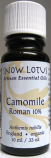 Camomile, Roman  (10%) Essential Oil