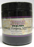 Cranberry-Blueberry Solid Extract, 6 oz.