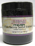 Elderberry Solid Extract, 5.1 oz.