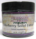 Elderberry Solid Extract, 2.6 oz.