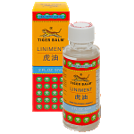 Tiger Balm Liniment, 2oz