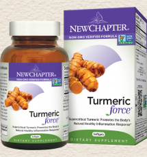 Turmeric Force, 120 softgels