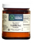 Organic Turmeric Root Powder, 4g (114g)