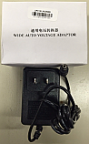Wide Auto Voltage Adaptor for KWD808-I Multihealth Acupuncture Stimulator