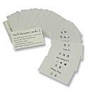 Herb Review Flash Cards