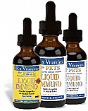 Liquid Immuno Original Flavor - 2 fl oz. (60ml) (expires 2-28-2021)