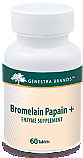 Bromelain Papain +, 60 tablets (Expires 10/19)
