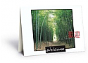 Welcome Bamboo Greeting Card