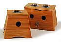 Bamboo Moxa Box - 1 Hole