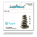 .25x40mm - Balance P-Type Acupuncture Needle