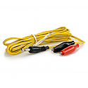 Alligator Clip Wires (Chinese) - Economy