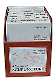 Acupuncture Point Cards (2nd edition)