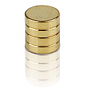Mini-Max 24K gold plated 2,500 Gauss REC Magnets