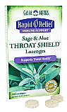 Rapid Relief Throat Shield Lozenges