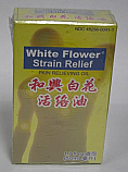 White Flower Strain Relief, 50 mL