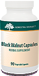 Black Walnut Capsules, 90 capsules