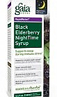 Black Elderberry Nighttime Syrup, 3 oz