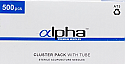 .25x40mm - Alpha Cluster Acupuncture Needle