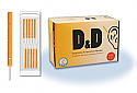 .20x7mm - D&D - Drug Detox Acupuncture Needles