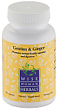 Gentian & Ginger Capsules, 90 ct (Expires 11/19)