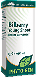 Bilberry Young Shoots