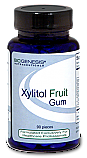 Xylitol Fruit Gum (expires 11-30-2020)