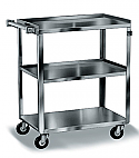 Lakeside Stainless Steel Clinic Cart 311