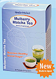 Mulberry Matcha Tea