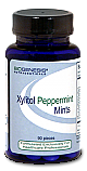 Xylitol Peppermint Mints