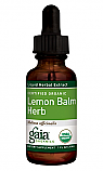 Lemon Balm (Organic) , 1oz